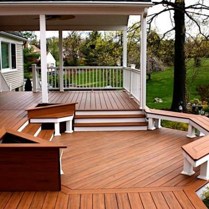 Bremerton Deck